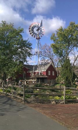 Golden Plough Inn at Peddler's Village: SHOPPING AREA