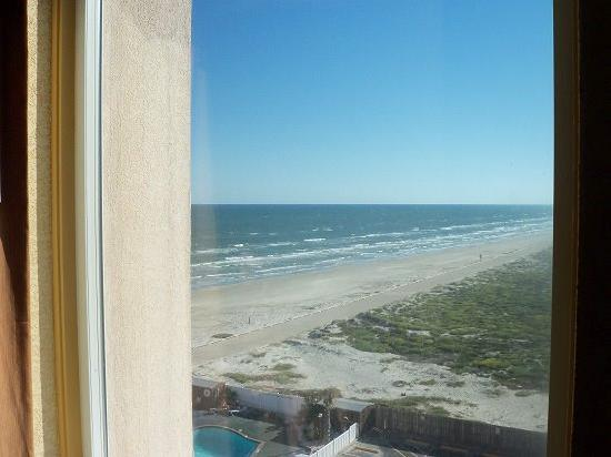 Holiday Inn Corpus Christi - N. Padre Island: 617 ROOM VIEW