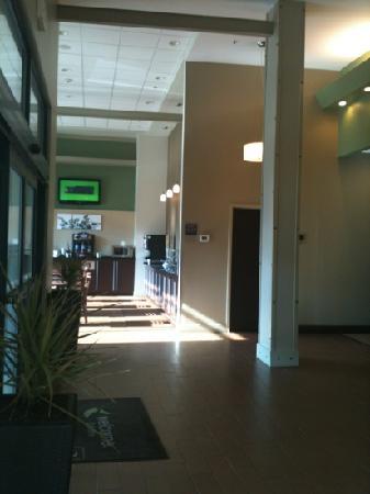 Sleep Inn & Suites Downtown Inner Harbor: Lobby