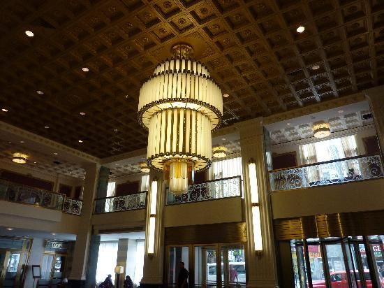 beautiful deco lobby foto di the new yorker a wyndham hotel new york city tripadvisor
