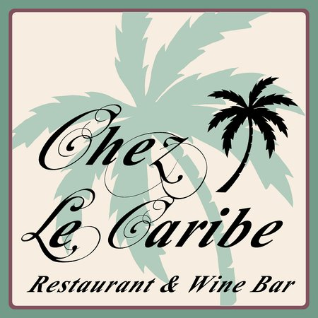 Chez Le Caribe: french caribbean fine dinning