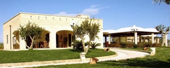 Corigliano d'Otranto, Italia: struttura