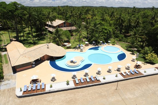 Karapitangui Praia Hotel: Overview of the Hotel