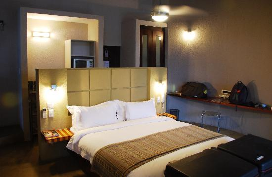 Francolin Lodge: our room