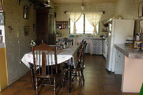Hostel Emilia: La Cocina