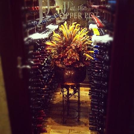 JJ's at the Copper Pot : Wine for Everyone!