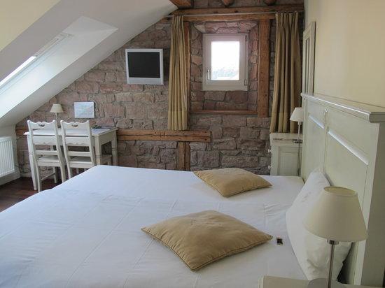 Hotel Villa Marstall: room