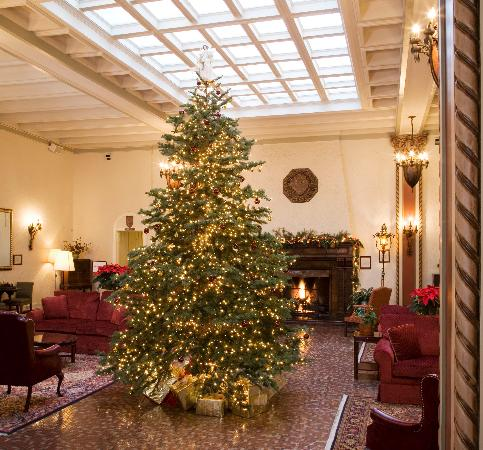 Christmas at the Cardinal Hotel