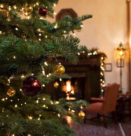 Cardinal Hotel: Christmas