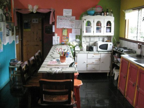 Hotel Sloth Backpackers Bed & Breakfast: Kitchen