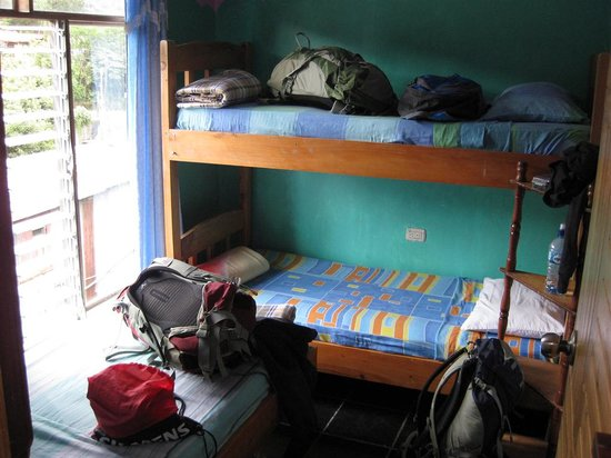 Hotel Sloth Backpackers Bed & Breakfast: Bedroom