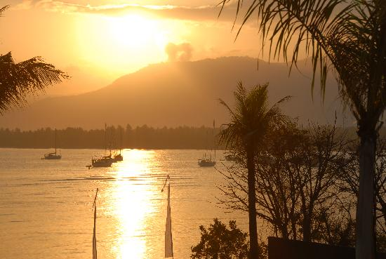 The Lombok Lodge: Sunrise
