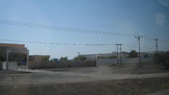 Al Sharqiya Sands: intorno