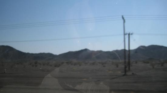 Al Sharqiya Sands: i paraggi