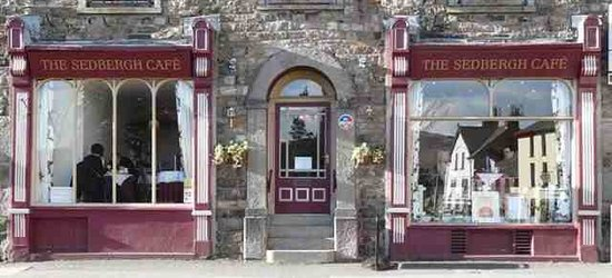 The Sedbergh Cafe: The Sedbergh Café Shop Front