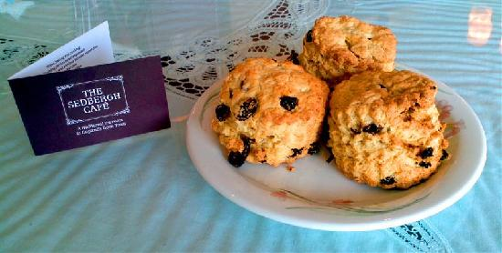 The Sedbergh Cafe: Our Scones
