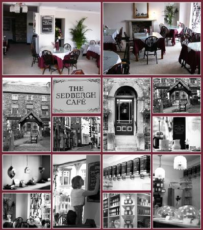 The Sedbergh Cafe: Tea Room Images