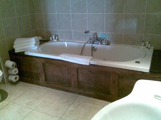 Cavan Crystal Hotel : bath