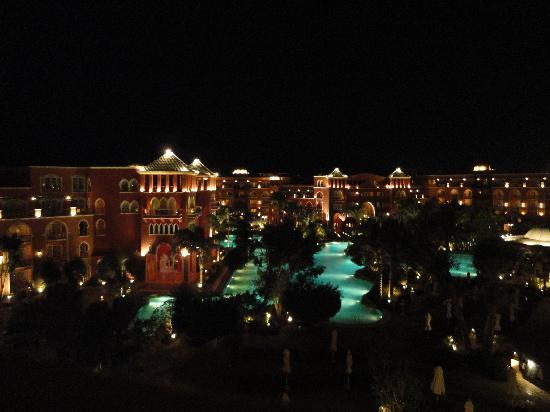ein teil der anlage bei  Grand Resort 5*, Єгипет,  Хургада - photo