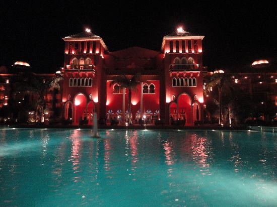 The Grand Resort Hurghada: 1001 Nacht
