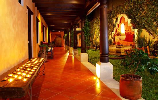 ホテル メゾン デル バジェ