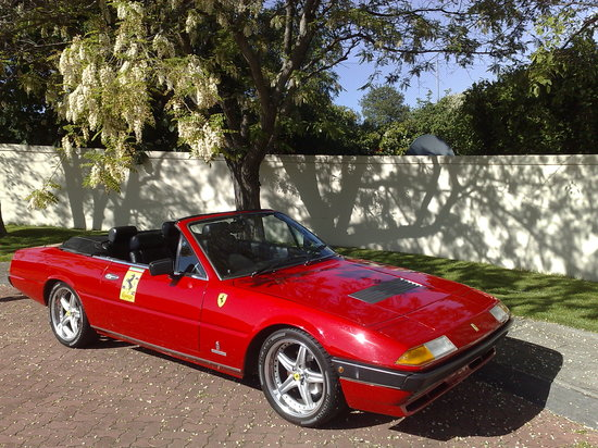 A Ferrari Experience