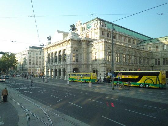 Wien, Østerrike: opera