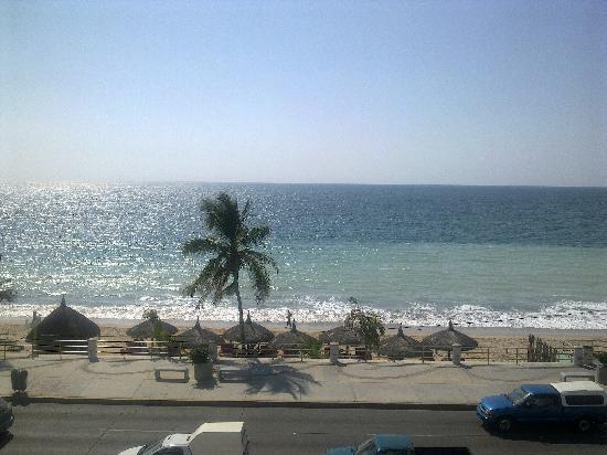 Hotel De Cima: VISTA DEL BALCON DE LA HABITACION