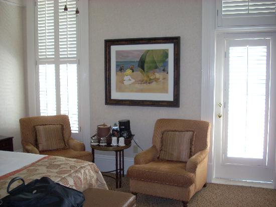 Hotel del Coronado: Room picture