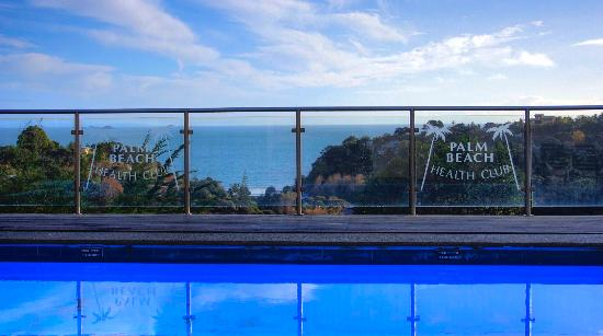 Waiheke Island Resort: Pool