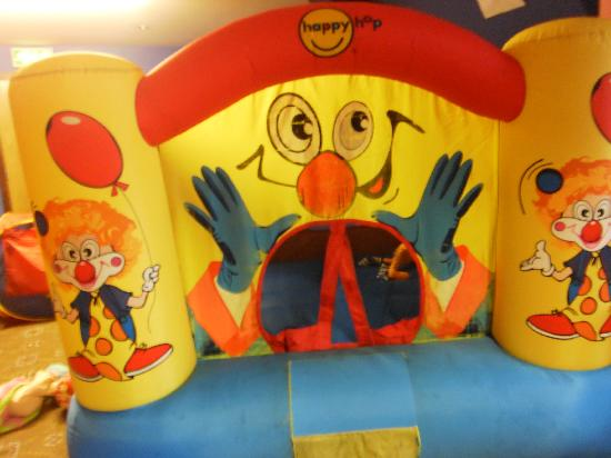 Westgrove Hotel and Conference Centre: Playroom