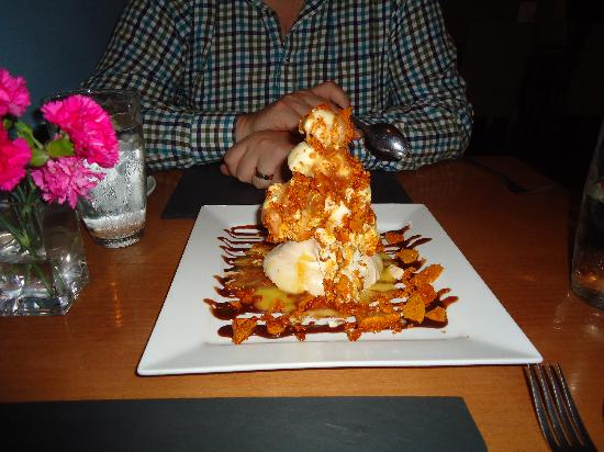 Black Sheep Bistro: Pudding again