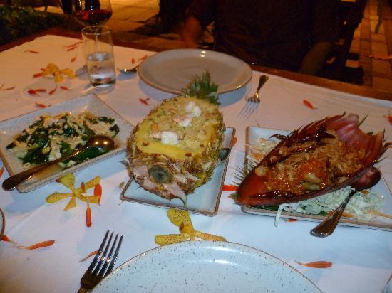 Kan Eang@Pier: Food amazing food!