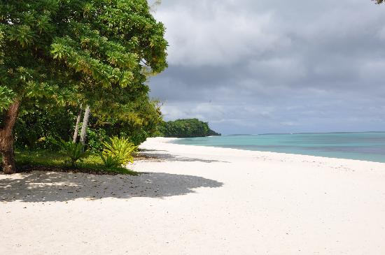 Vatulele Island, Fiji: Beautyful beach