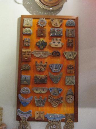 Ceramicas Seminario: Wall of art