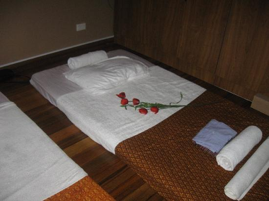 Chang Sabai Thai Massage & Spa: Massage room