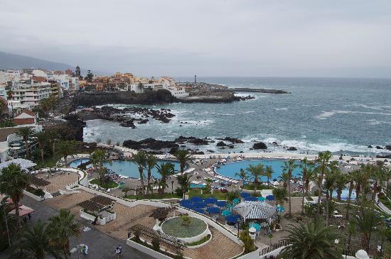 Teneriffa Hotel Valle Mar Puerto De La Cruz