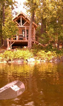 "Gorman Chairback Lodge and Cabins: Cabin 2 ""Mantra"""