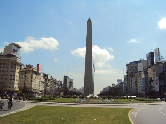 InterContinental Hotel Buenos Aires : Site Seeing