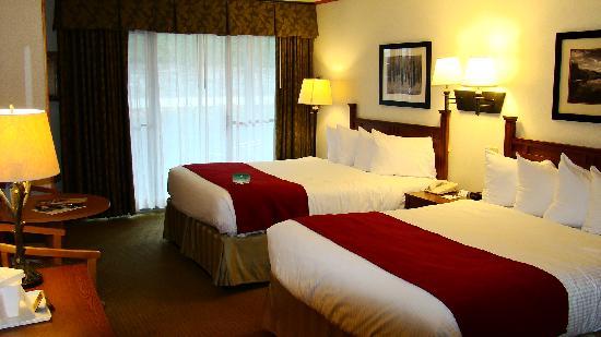 Best Western Adirondack Inn: Standard Queen