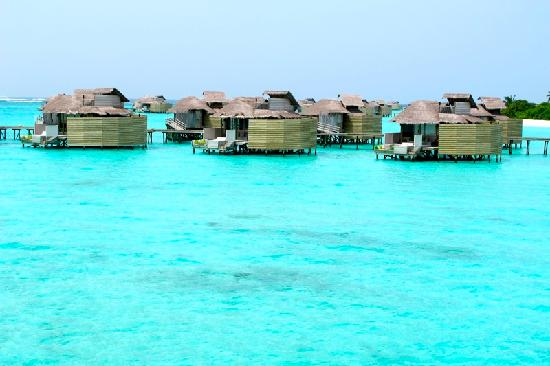 Six Senses Laamu : Crystal Waters