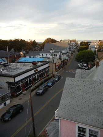 Oak Bluffs Inn : View from the turret