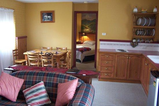 Evandale Stables Tasmania: Interior View Daniel Cottage