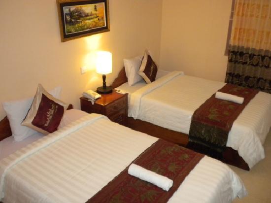 The Siem Reap Central Hostel : Standard Room