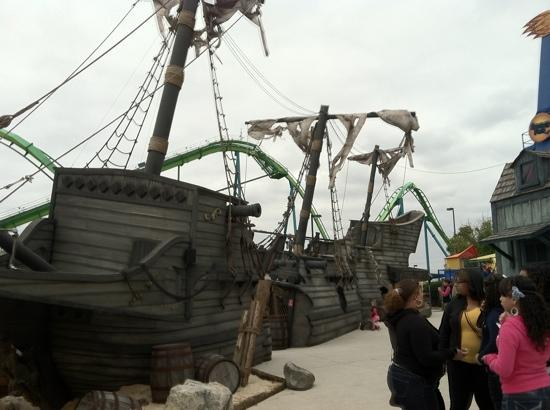 Allentown, Pensilvania: Pirate ship