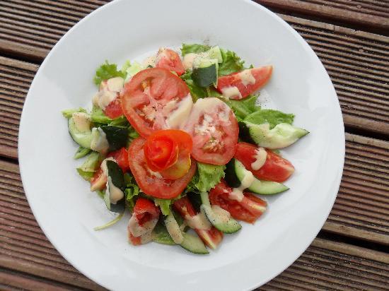 Namuka Bay Lagoon Resort: Lunch