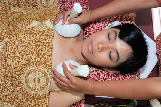 Bali Green Spa: Herbal Massage