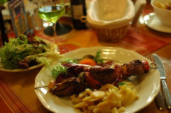 Die Scheune Restaurant