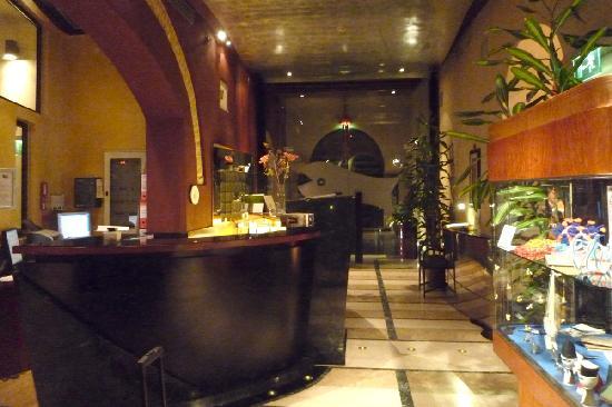 Ca' Pisani Hotel: Ca Pisani reception area
