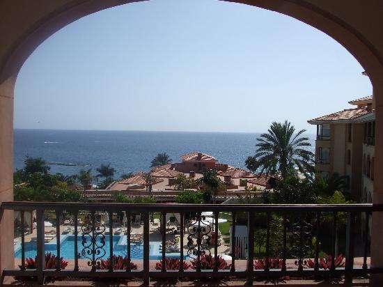 Iberostar Anthelia: Blick vom Balkon - Traumhaft